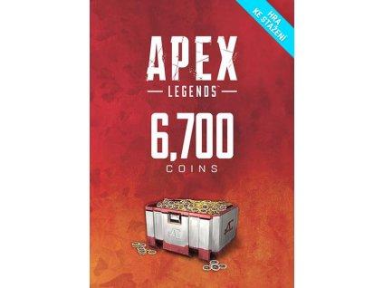 4319 apex legends 6700 apex coins origin pc