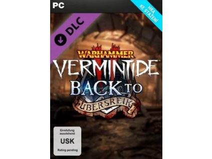 4385 warhammer vermintide 2 back to ubersreik dlc steam pc