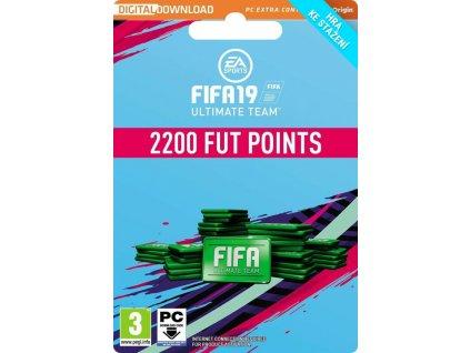 4397 fifa 19 2200 fut points origin pc