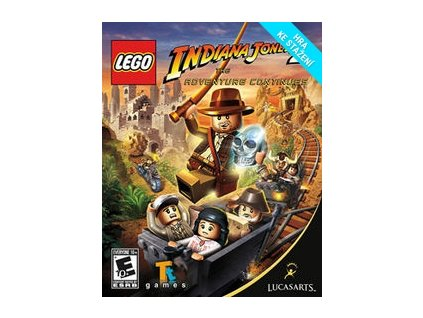 4421 lego indiana jones 2 the adventure continues steam pc