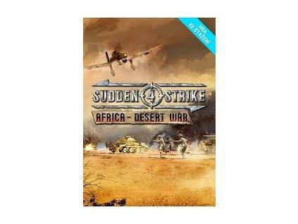 4493 sudden strike 4 africa desert war dlc steam pc