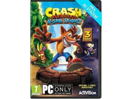 4565 crash bandicoot n sane trilogy steam pc
