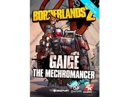 4880 borderlands 2 mechromancer pack dlc epic games pc
