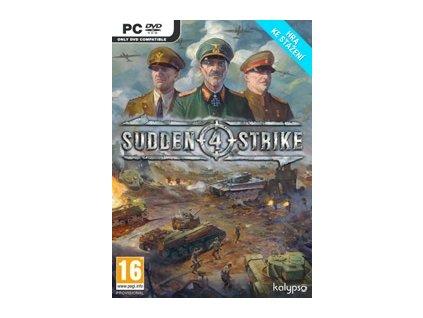 5087 sudden strike 4 steam pc