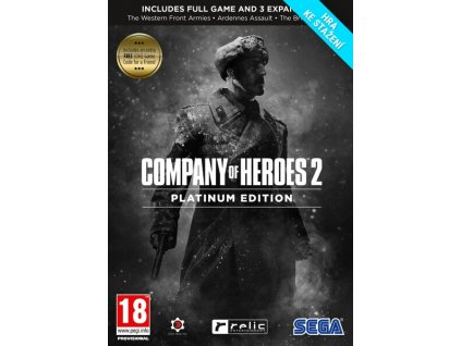 5123 company of heroes 2 platinum edition steam pc
