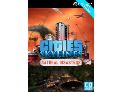 5372 cities skylines natural disasters dlc steam pc
