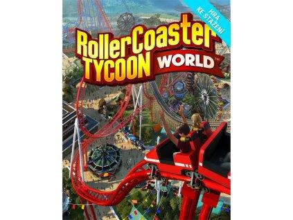 5582 rollercoaster tycoon world steam pc