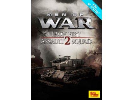 5645 men of war assault squad 2 iron fist dlc steam pc
