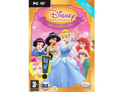 5690 disney princezna kouzelna cesta steam pc