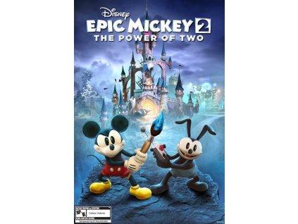 5705 disney epic mickey 2 dvojity zasah steam pc