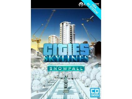 5756 cities skylines snowfall dlc steam pc