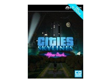 5918 cities skylines after dark dlc steam pc