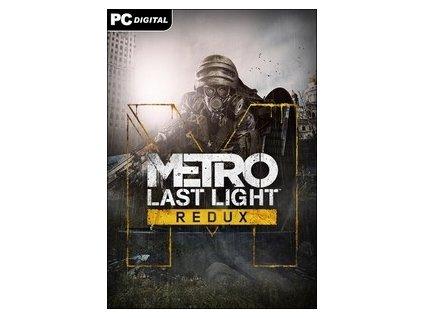 6518 metro last light redux steam pc