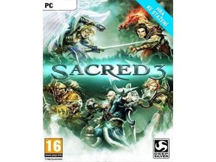 6638 sacred 3 steam pc