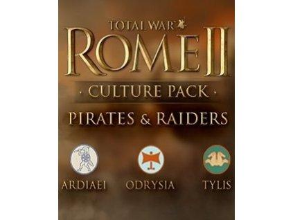 6662 total war rome ii pirates and raiders culture pack dlc steam pc