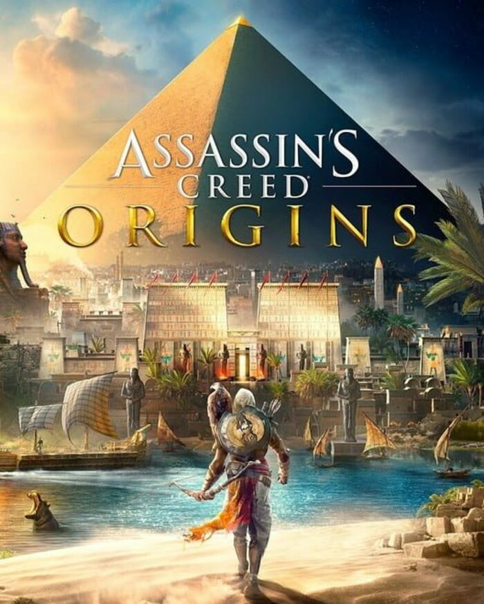 Ubisoft Assassin's Creed: Origins (Deluxe Edition) Uplay PC