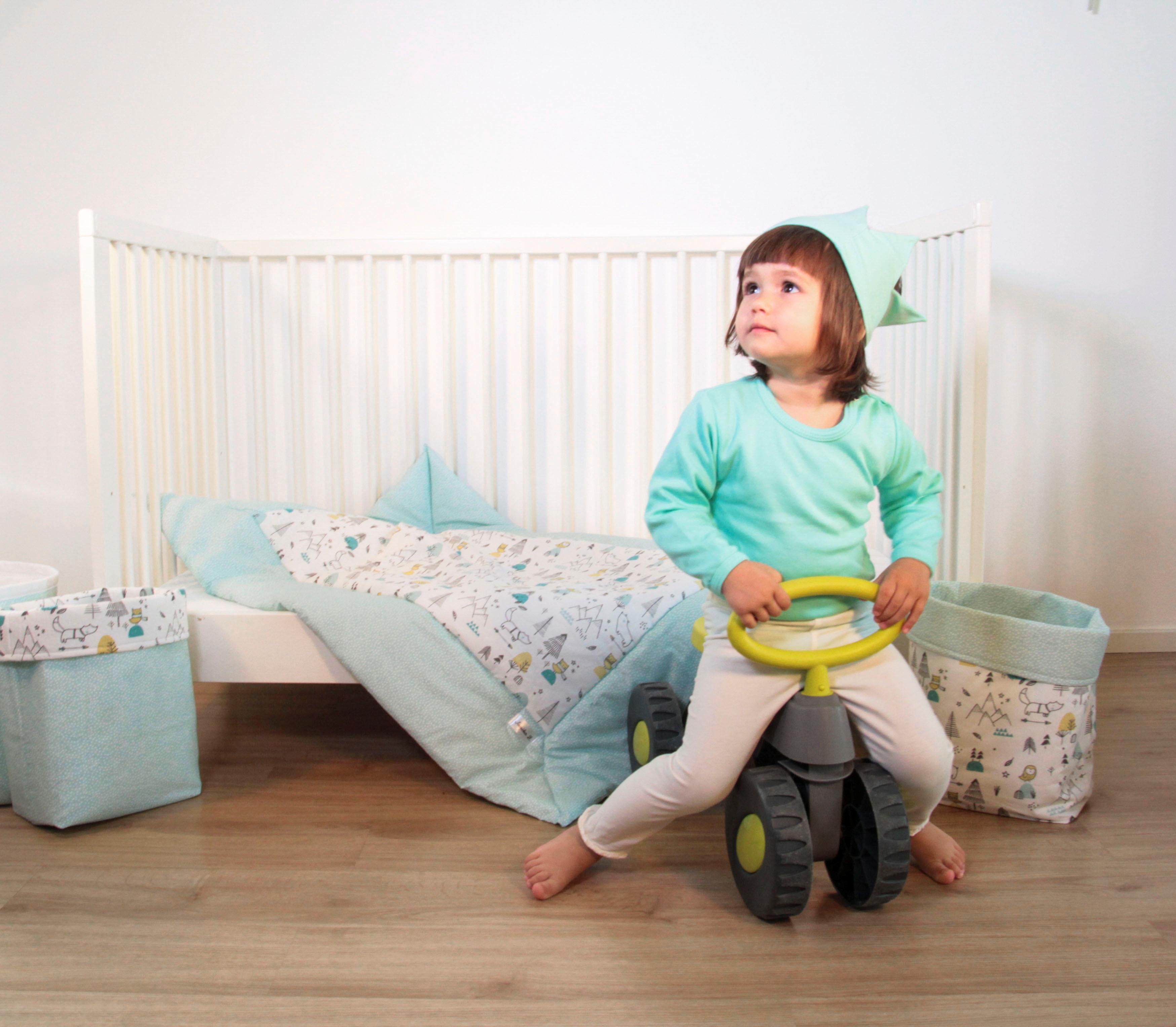 Dětský pokojíček, jak by měl vypadat?