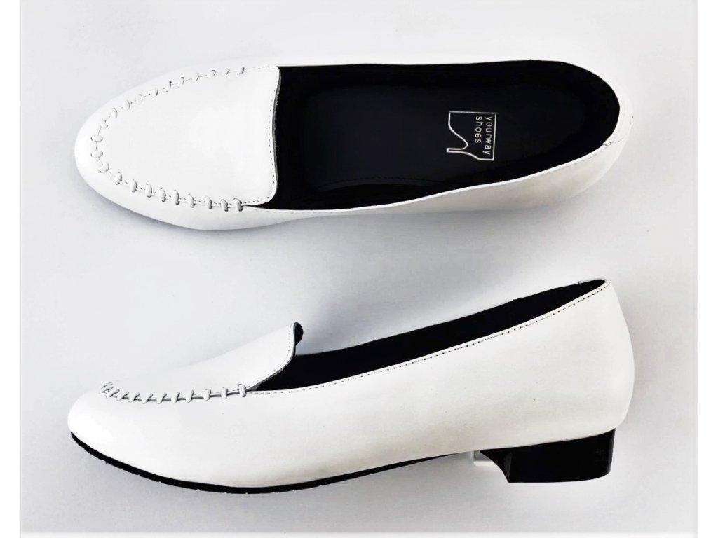 Mocca pair White