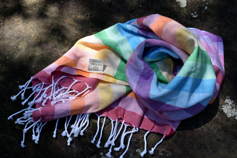 Peshtemal – tradiční orientální ručník