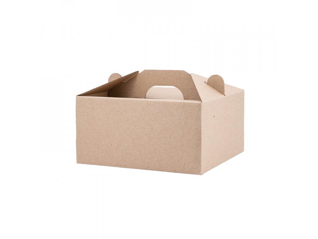 4128 1 cukrarska krabica eko 160x160x80
