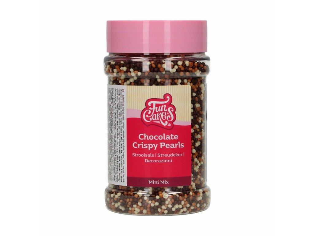 4995 1 fc posyp chocolate crispy pearls mix 175g
