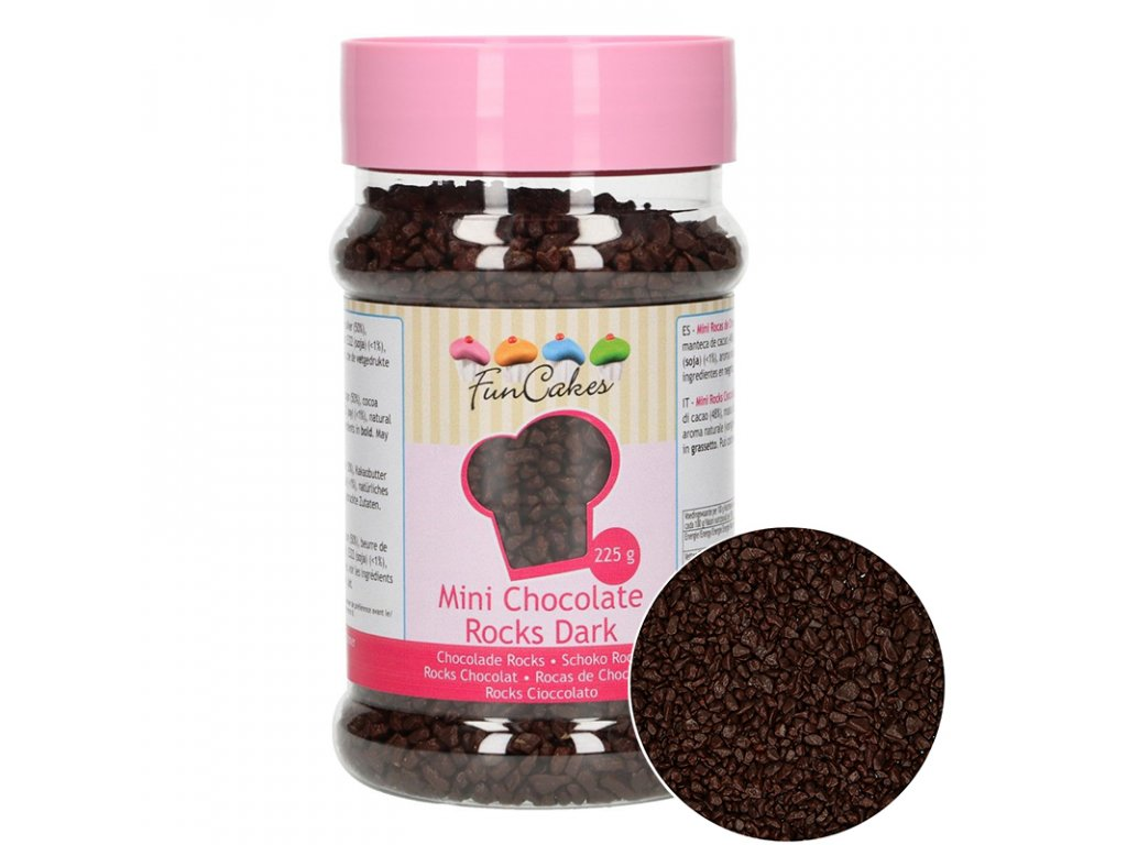 4998 1 fc posyp chocolate rocks dark 225g