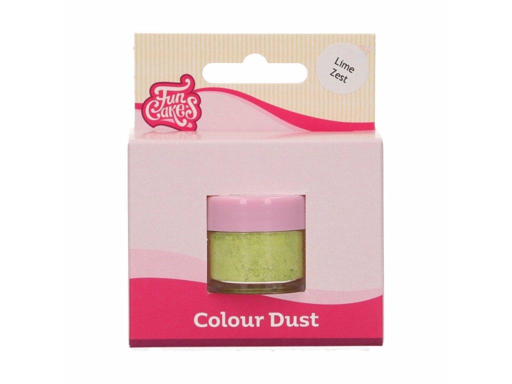 5277 3 fc prachova farba lime zest zelena