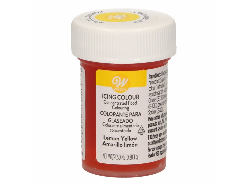 5655 1 gelova farba 28g w lemon yellow zlta