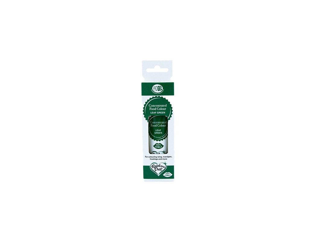 5718 1 gelova farba progel leaf green zelena
