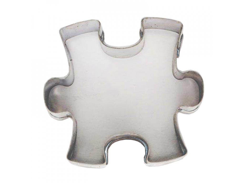 6024 1 kovova vykrajovacka puzzle 3 5cm