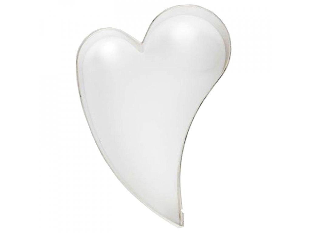 6066 1 kovova vykrajovacka srdce 7cm
