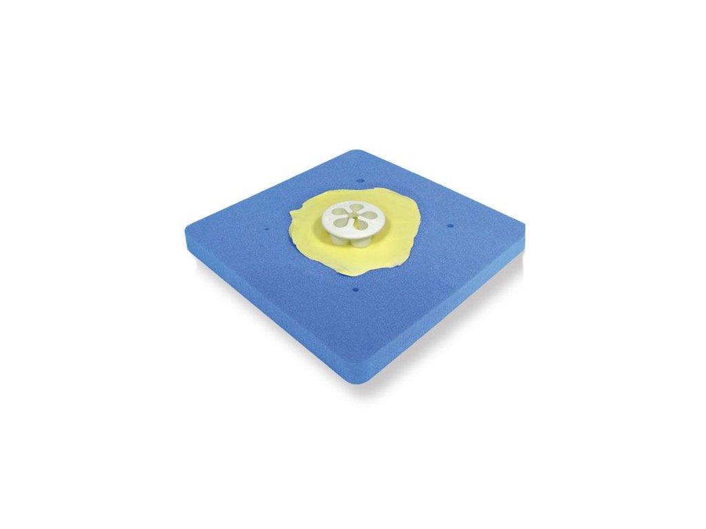 6156 1 penova podlozka modra