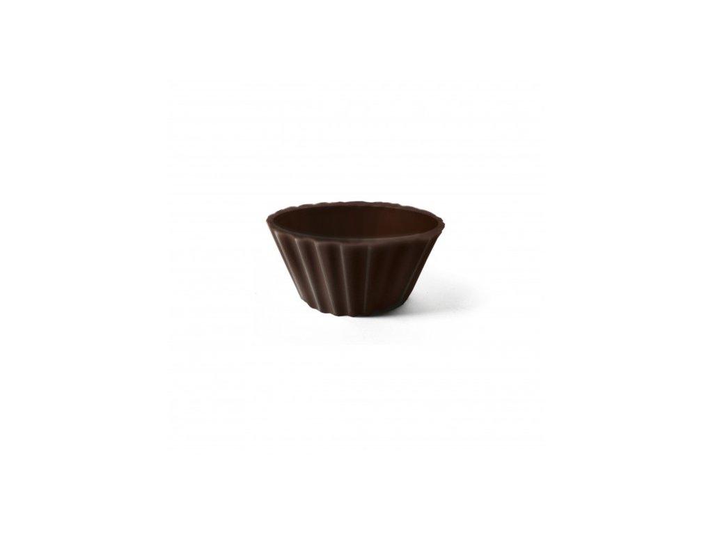 6579 1 cokoladova dekoracia kosicek 6 5x4 0cm 84ks 11203