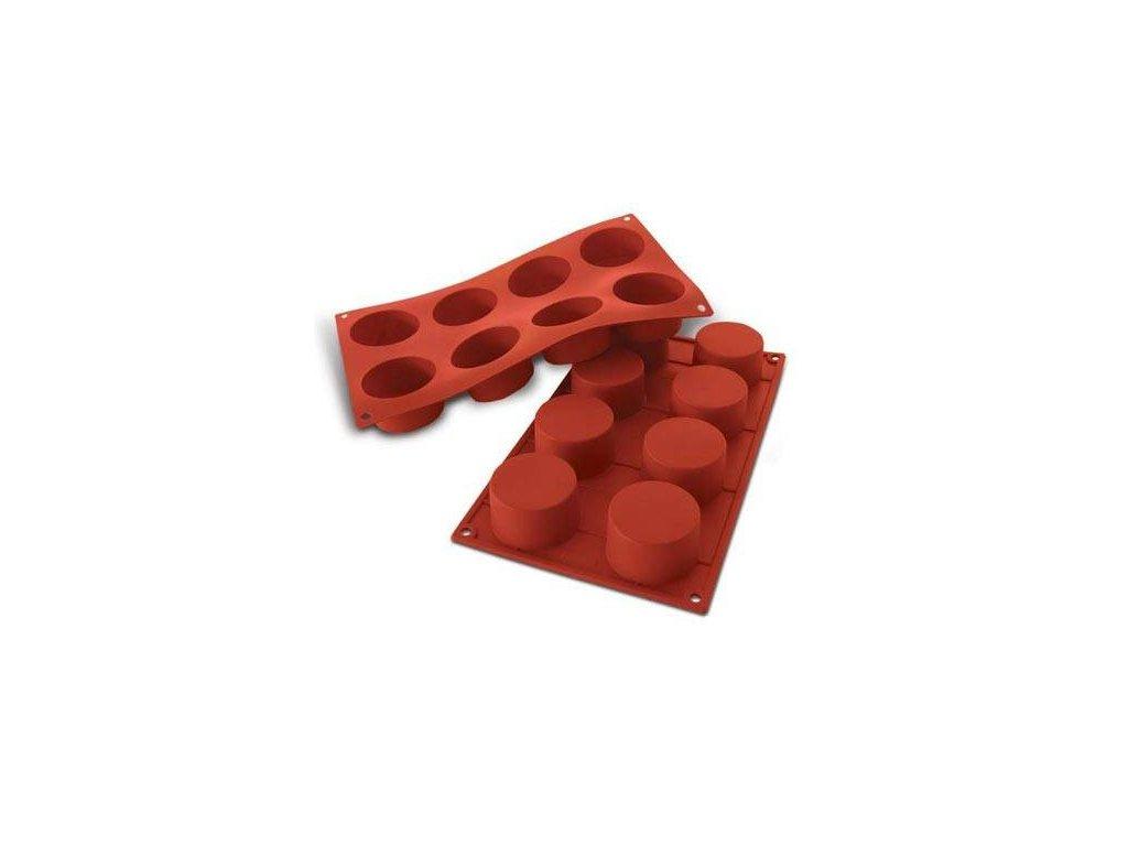 6930 2 silikonova forma sf028 cilindrai
