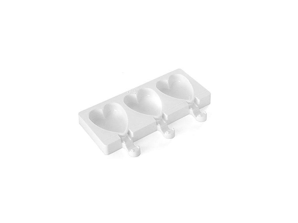 7458 silikonova forma gel03m mini heart ic