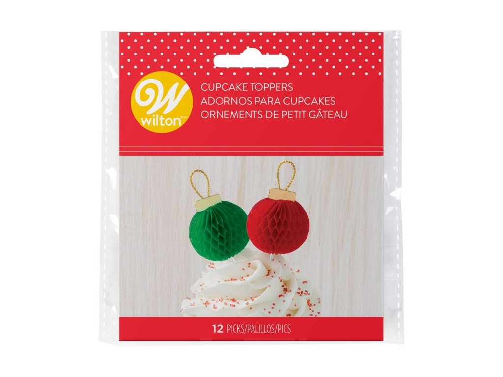 7713 zapich papierovy vianocna gula 12ks