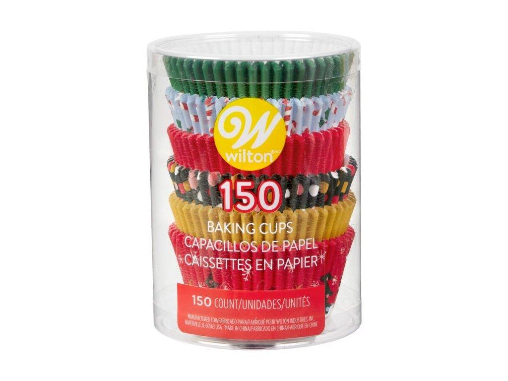 7764 kosicky na muffiny w traditional holiday 150ks