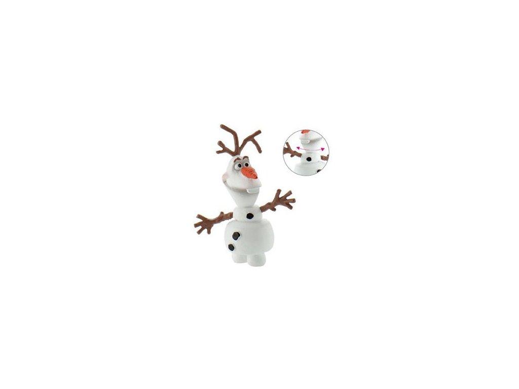 Disney figúrka Frozen Olaf