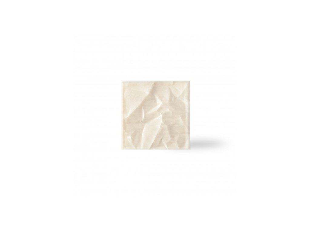Čokoládová dekorácia štvorček biely 3,5cm 240ks(77068)
