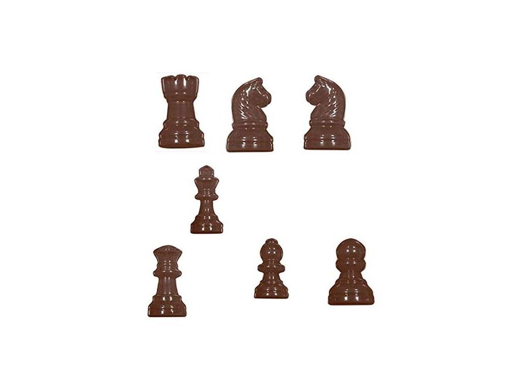 Plastová forma šachové figúrky 13453 1