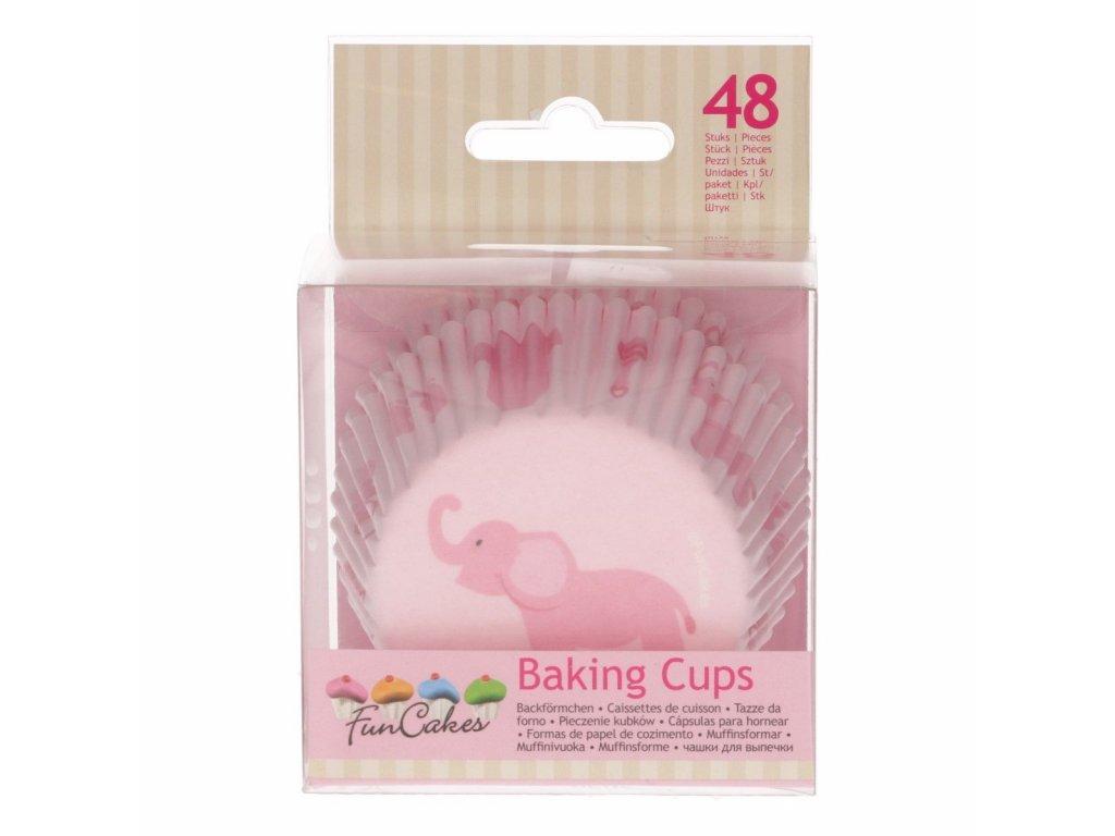 FC4013 0 Košíčky na muffiny Baby girl