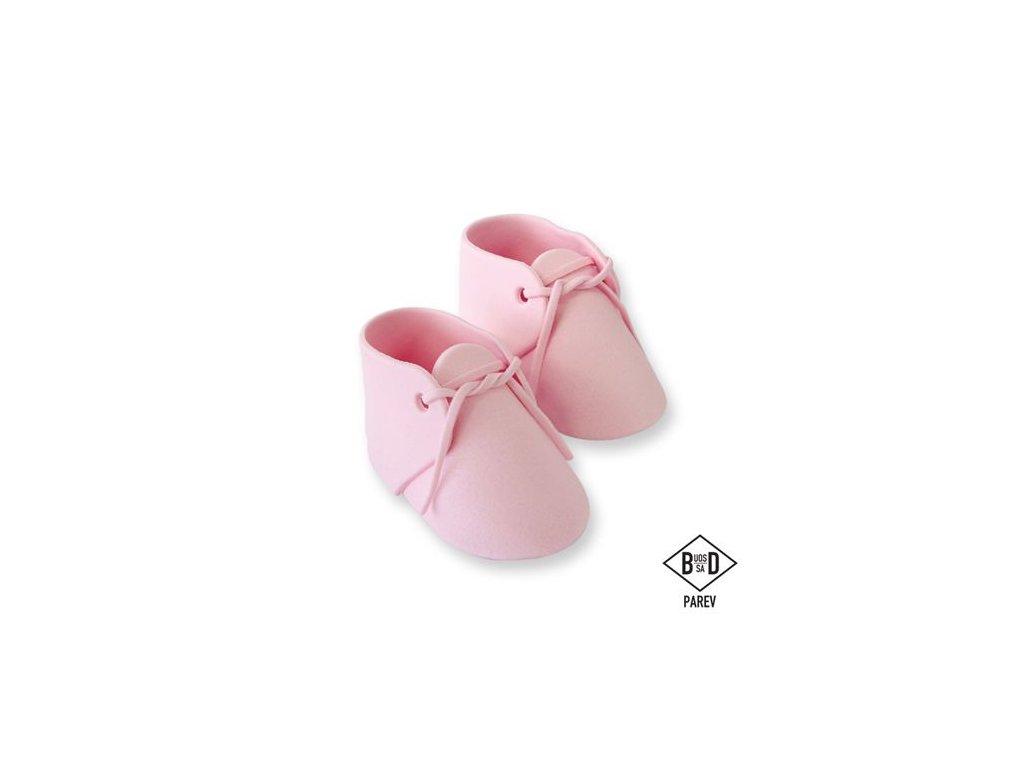 PM160PI 0 detská topánka ružová