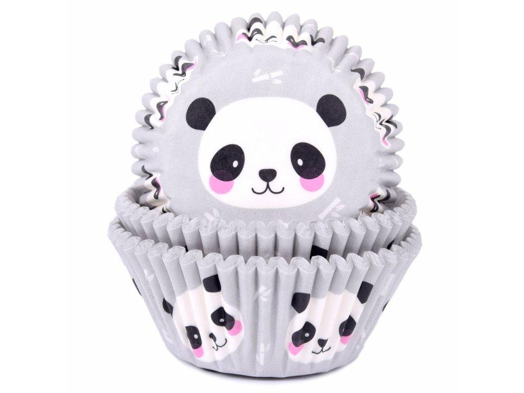 HM6802 0 Košíčky na muffiny panda