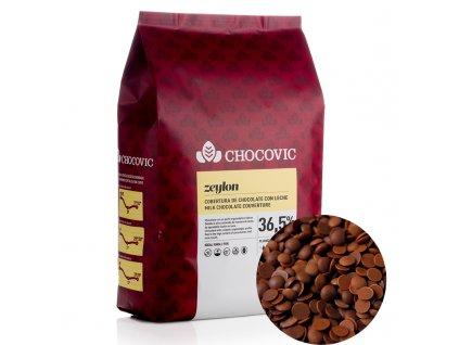 3105 2 cokolada mliecna zeylon 5kg