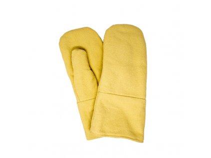 3741 1 rukavice kevlar dlhe 1 par