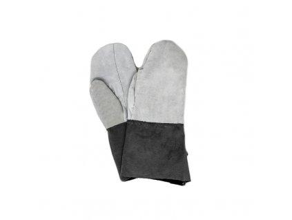 3747 1 rukavice kozene dlhe 1 par