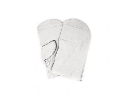 3753 1 rukavice palciaky s foliou 1 par