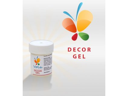 4131 dekor gel na jedle obrazky 50g