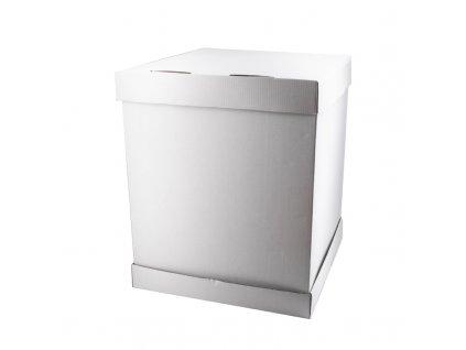4191 1 krabica na poschodovu tortu 330x330x400