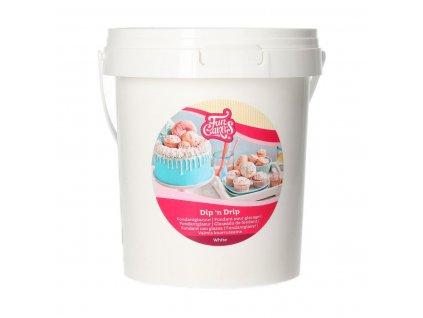 4491 1 fc dip n drip white biela 1kg